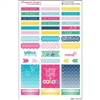 Colorful Polka Dots Functional Supplement