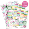KAD Weekly Planner Kit - Exotic Summer