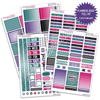 KAD Weekly Planner Kit - Planners Rock