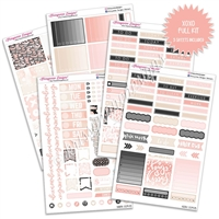 KAD Weekly Planner Kit - XOXO