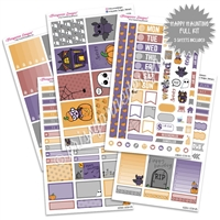 KAD Weekly Planner Kit - Happy Haunting