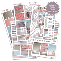 KAD Weekly Planner Kit - Autumn is Calling