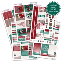 KAD Weekly Planner Kit - Christmas Magic