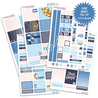 KAD Weekly Planner Kit - Shine Bright