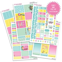 KAD Weekly Planner Kit - Early Bird
