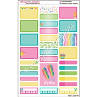 Summer Paradise Functional Boxes 2