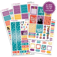 KAD Weekly Planner Kit - All About the Candy