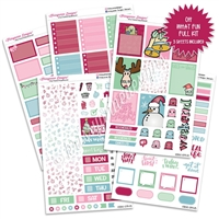 KAD Weekly Planner Kit - Oh What Fun