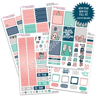 KAD Weekly Planner Kit - New Year New You