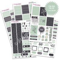 KAD Weekly Planner Kit - Star Light