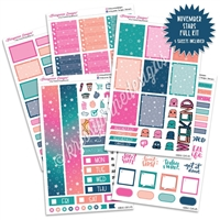 KAD Weekly Planner Kit - November Stars
