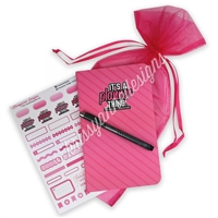KAD Gift Set - Striped It's a Planner Thing