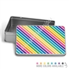 Rectangle Gift Tin - Stripes