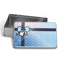 Rectangle Gift Tin - Shine Bright