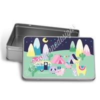 Rectangle Gift Tin - Wild Ones