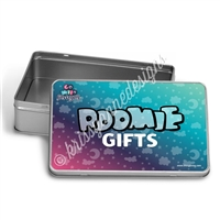 Rectangle Gift Tin - Roomie Gifts - Dream Chaser