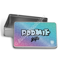 Rectangle Gift Tin - Roomie Gifts - Wild Vibes