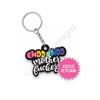 Small Acrylic Keychain - Choo Choo (UNCENSORED)