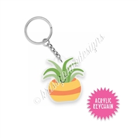 Small Acrylic Keychain - Succa