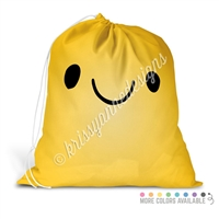Extra Large Full Color Laundry Bag - Smile Steve