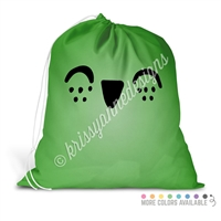 Extra Large Full Color Laundry Bag - Happy Steve
