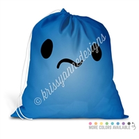 Extra Large Full Color Laundry Bag - Unsure Steve