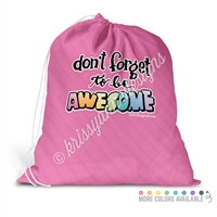 Extra Large Full Color Laundry Bag - DFTBA