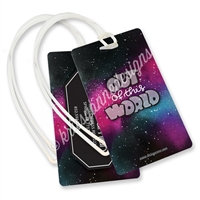 KAD Luggage Tag - Out of This World