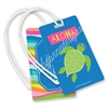 KAD Luggage Tag - Aloha Turtle