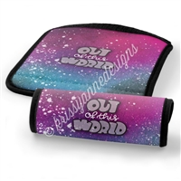 KAD Luggage Wrap - Out of This World