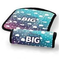 Luggage Handle Wrap - Dream BIG