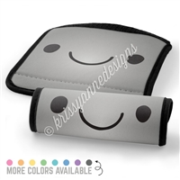 KAD Luggage Wrap - Smile Steve