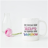 KAD Exclusive Mug - Rainbow