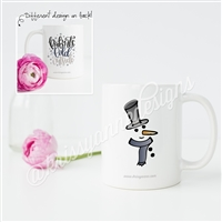 KAD Exclusive Mug - Baby It's Cold Outside