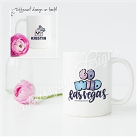 Personalized Mug - GO Wild 2019 - Wild Dreams