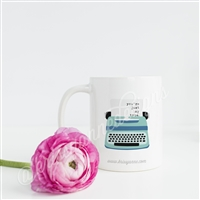 Ceramic Mug - My Type