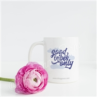 Ceramic Mug - Good Vibes