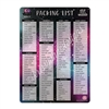 GO Wild 2018 Packing List Board - 9x12 - Out of this World