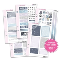 KAD Mini Kit - December Stars