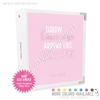 Mini KAD Sticker Binder - Kindness
