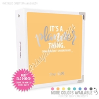 Mini KAD Sticker Binder - Planner Thing