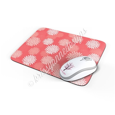 Rectangle Mouse Pad - Mums