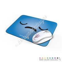 Rectangle Mouse Pad - Sad Steve