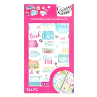 Krissyanne Designs Seasonal Celebrations Sticker Book - Limited