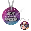 Round Ornament - Out of This World