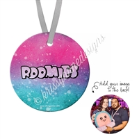 Round Ornament - 2018 Roomies