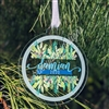 Acrylic Ornament - Personalized Winter Ornament