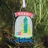 Acrylic Ornament - Personalized Christmas Ornament