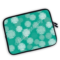 One Sided Zippered Planner Pouch - Mums
