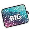 Zippered Planner Pouch - Dream BIG